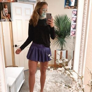 LULULEMON FRILL TENNIS SKIRT